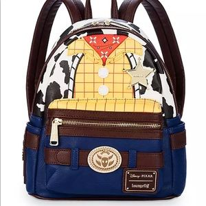 Loungefly Toy Story Woody Bag